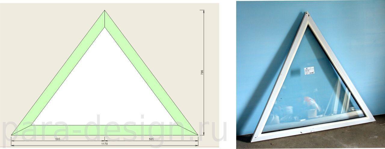 Нестандартные окна как сделать 456