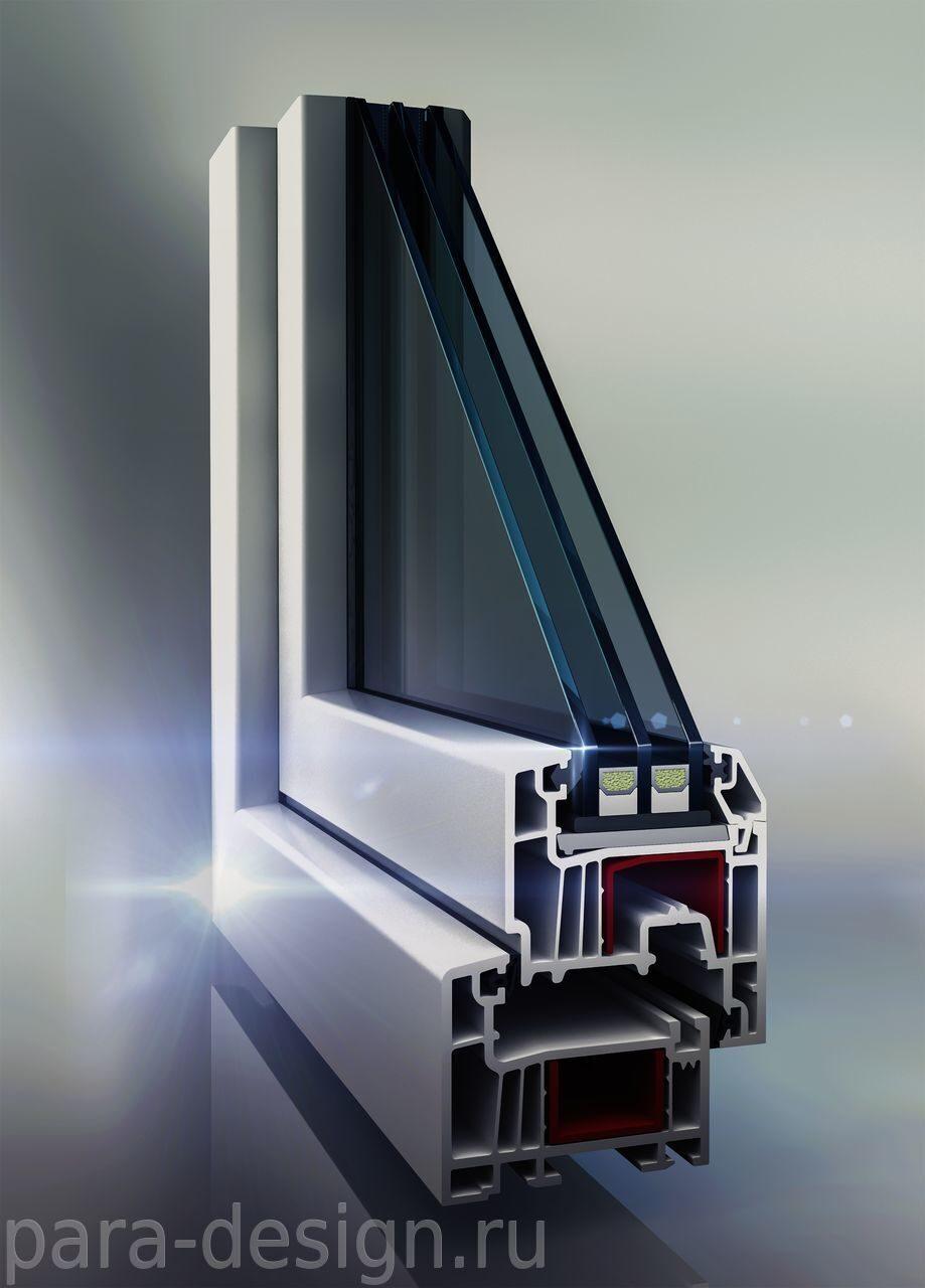 5 камерное окно